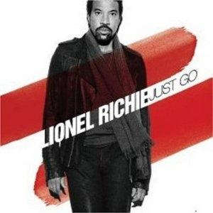 Album  Cover Lionel Richie - Just Go on ISLAND Records from 2009