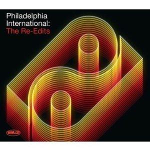 Front Cover Album Various Artists - Philadelphia International - The Re-Edits