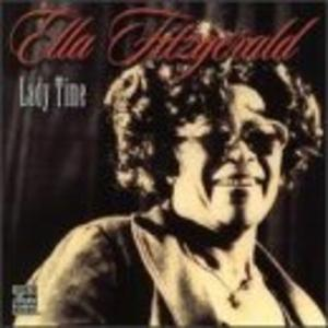 Album  Cover Ella Fitzgerald - Lady Time on PABLO / OJC Records from 1978