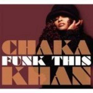 Album  Cover Chaka Khan - Funk This on  Records from 2007