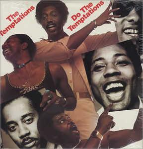 Album  Cover The Temptations - The Temptations Do The Temptations on GORDY Records from 1977