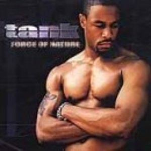 Album  Cover Tank - Force Of Nature on BLACKGROUND Records from 2001