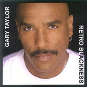 Album  Cover Gary Taylor - Retro Blackness on  Records from 2006