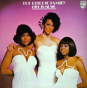 Album  Cover The Ritchie Family - Life Is Music on MARLIN / RCA Records from 1976