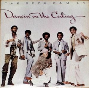 Album  Cover The Beck Family - Dancin' On The Ceiling on LEJOINT Records from 1979