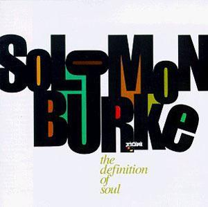 Album  Cover Solomon Burke - Definition Of Soul on POINTBLANK / VIRGIN Records from 1997