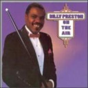 Album  Cover Billy Preston - On The Air on MEGATONE RECORDS Records from 1984