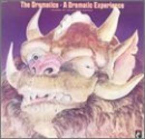 Album  Cover The Dramatics - A Dramatic Experience on VOLT Records from 1973