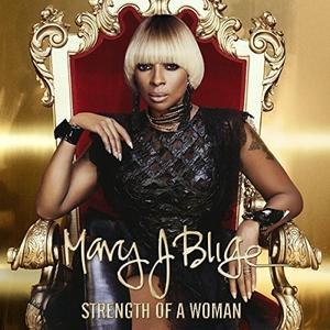 Front Cover Album Mary J. Blige - Strength Of A Woman