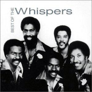 Front Cover Album The Whispers - The Whispers (Soul Train)