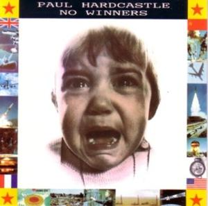 Album  Cover Paul Hardcastle - No Winners on CHRYSALIS Records from 1988