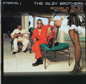 Album  Cover The Isley Brothers - Eternal on DREAMWORKS Records from 2001