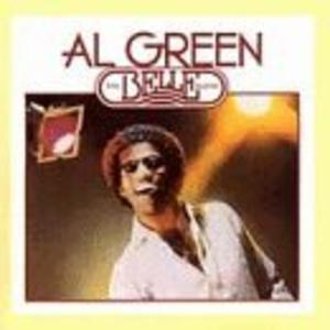 Front Cover Album Al Green - The Belle Album