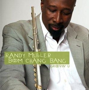 Album  Cover Randy Muller - Groovin' U on WAVEHILL/PLAZA Records from 2007