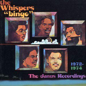 Front Cover Album The Whispers - Bingo