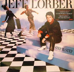 Album  Cover Jeff Lorber - Step By Step on MERCURY Records from 1985