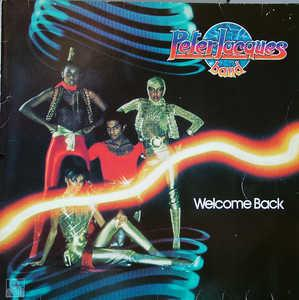 Album  Cover Peter Jacques Band - Welcome Back on ATLANTIC Records from 1980