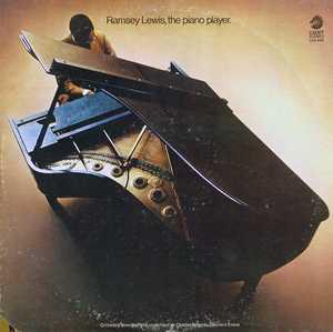 Front Cover Album Ramsey Lewis - Ramsey Lewis: The Piano Player