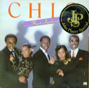 Album  Cover Chic - Real People on ATLANTIC Records from 1980