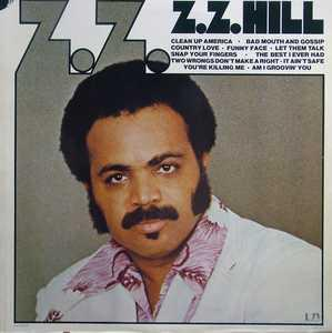 Album  Cover Z.z. Hill - Z.z.  on UNITED ARTISTS Records from 1974