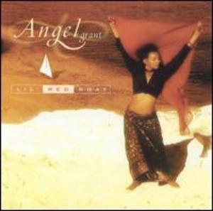 Front Cover Album Angel Grant - Lil' Red Boat