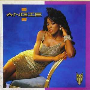 Album  Cover B Angie B - B Angie B on CAPITOL Records from 1991