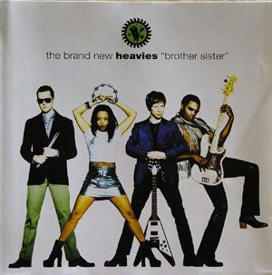 Album  Cover The Brand New Heavies - Brother Sister on FFRR Records from 1994