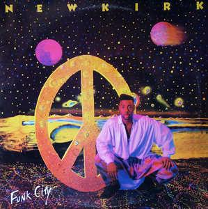 Album  Cover Newkirk - Funk City on COLUMBIA Records from 1989