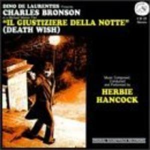 Album  Cover Herbie Hancock - Death Wish on ONE WAY Records from 1974
