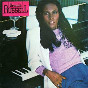 Album  Cover Brenda Russell - Brenda Russell on A&M Records from 1979