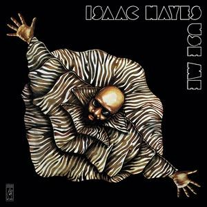 Front Cover Album Isaac Hayes - Use Me