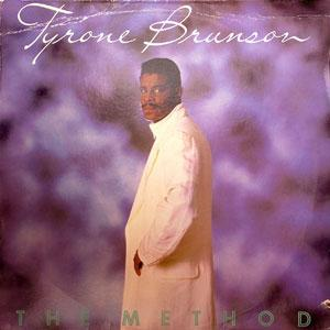 Album  Cover Tyrone Brunson - The Method on MCA Records from 1986