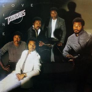 Album  Cover Tavares - Love Line on CAPITOL Records from 1981