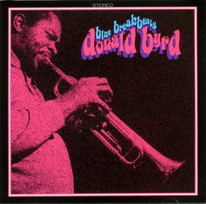 Front Cover Album Donald Byrd - Blue Breakbeats