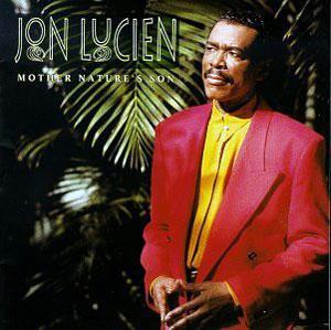 Front Cover Album Jon Lucien - Mother Nature's Son