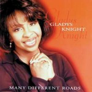 Album  Cover Gladys Knight - Many Different Roads on MANY ROADS Records from 1998