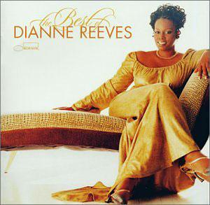 Album  Cover Dianne Reeves - Dianne Reeves on BLUE NOTE Records from 1987