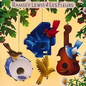 Album  Cover Ramsey Lewis - Les Fleurs on COLUMBIA Records from 1983