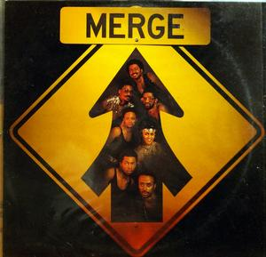 Album  Cover Merge - Merge on RCA Records from 1982