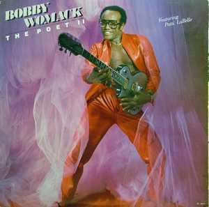 Front Cover Album Bobby Womack - The Poet II