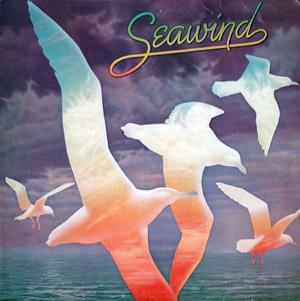 Album  Cover Seawind - Seawind on A&M Records from 1980