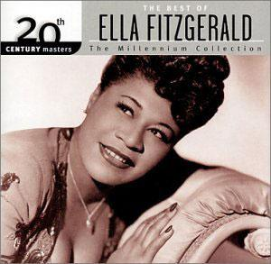 Album  Cover Ella Fitzgerald - Ella Fitzgerald on [LASERLIGHT] LASERLIGHT Records from 1992