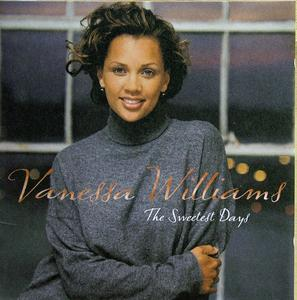 Album  Cover Vanessa Williams - The Sweetest Days on WING Records from 1995