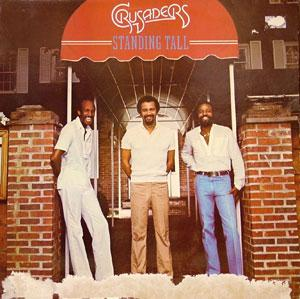 Front Cover Album Crusaders - Standing Tall