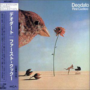 Album  Cover Deodato (eumir) - First Cuckoo on MCA Records from 1975