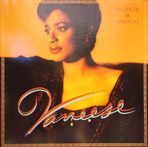 Album  Cover Vaneese Thomas - Vaneese on GEFFEN Records from 1987