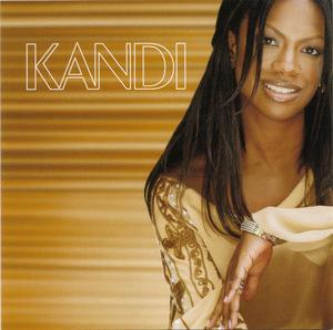 Album  Cover Kandi - Hey Kandi... on COLUMBIA Records from 2000