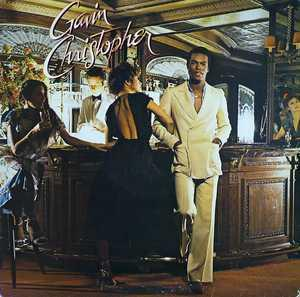Album  Cover Gavin Christopher - Gavin Christopher on RSO/CURTOM Records from 1979