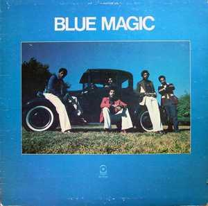 Album  Cover Blue Magic - Blue Magic on ATCO Records from 1974