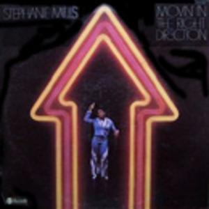 Album  Cover Stephanie Mills - Moving In The Right Direction on ABC Records from 1975